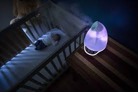 Babymoov Hygro And Humidifier With Night Lights Babymoov Hygro Plus Ultrasonic Cool Mist Humidifier With Programmable Humidity Control Timer Night Light And Essential Oil Diffuser Uk Plug