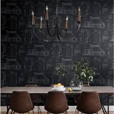 york wallcoverings magnolia home. york wallcoverings joanna gaines magnolia home the market wallpaper roomset
