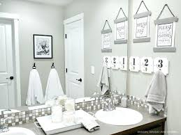 how to decorate a white bathroom gray and white bathroom decor decorating bathroom white walls