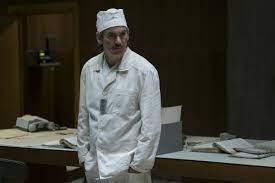 Paul Ritter on Chernobyl - TV Fanatic