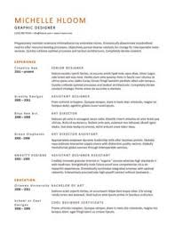 Resume Template Free Simple Free Resume Templates You'll Want To Have In 48 [Downloadable]