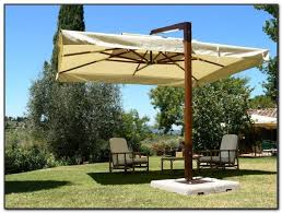 for large cantilever patio umbrellas uk
