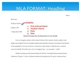 Ppt Mla Format Powerpoint Presentation Id4889724
