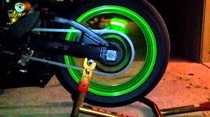 Firepower Wheel Lighting Street Fx Wheel Tire Rim Air Valve Light Youtube