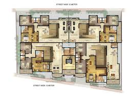 Modern Farmhouse Floor Plans Architecture Roman Style House Clic ...