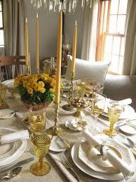 photos of elegant thanksgiving table settings