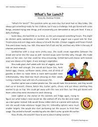 Worksheet. Reading Worksheets For 3rd Graders. Caytailoc Free ...