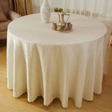 Table Cloth For Round Table Online Get Cheap Tablecloth For 60 Inch Round Table Aliexpress
