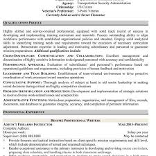Federal Resume Writing Service Resume Professional Writers With Custom Federal Resume Writing Services