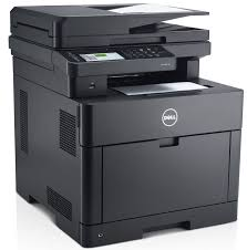 Colour Laser Printer Scannerll