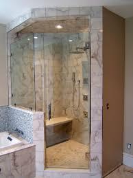 bangor frameless shower enclosure