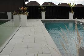 phenomenal modern pool deck tile montreal outdoor living 02 idea paver material design concrete wood knowledge