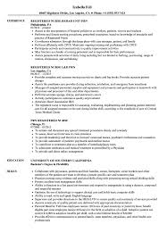 Occupational Health Nurse Resume Sample PRN Registered Nurse Resume Samples Velvet Jobs 10