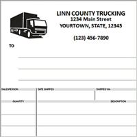 Invoice Template For Trucking Company Ideas Myfountainonline