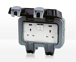 wiring accessories electrical lighting screwfix com weatherproof switches sockets