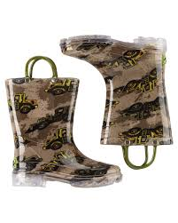 Western Chief Toddler Rain Boots Size Chart Western Chief Construction Light Up Rain Boots Carters Com