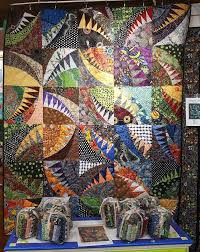 44 best Aboriginal quilt images on Pinterest | Carpets, Circles ... & Kit including Australian Aboriginal fabric. Quilts OnlineModern ... Adamdwight.com