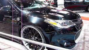 2013 Toyota Avalon DUB Edition 22 inch wheels at 2013 Chicago Auto ...