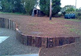 retaining walls ideas pictures retaining wall ideas railway sleepers wood treated landscaping ideas retaining walls
