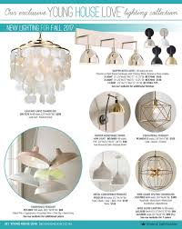 shades of light modern farmhouse 2018 young house love large clear glass prism
