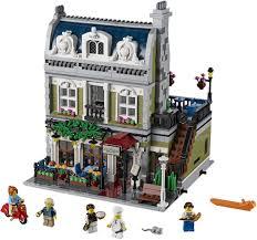 Brickset Bouts: Parisian Restaurant vs NINJAGO City | Brickset: LEGO set  guide and database