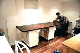 how to make office desk. Build Office Desk Urbanfarm Co With Regard To Decorations 14 How Make