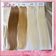 High Quality Brazilian Human Hair Extension Color 4 8 27 613