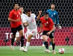 نهاية الشوط الأول بين مصر وإسبانيا بالتعادل في أولى جولات دور المجموعات في  أولمبياد طوكيو – صحيفة الغد الكويتية