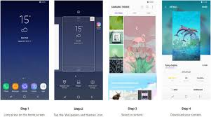 Themes Downloading Free Best Samsung Themes For 2018 Free Collection