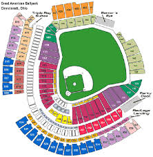 Cincinnati Reds Seating Chart Cincinnati Reds Seating Chart Pictures And Images
