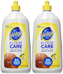 pledge floorcare wood mop citrus 27 oz