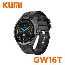 XIAOMI <b>KUMI</b> GW16T <b>Smart Watch</b> Bluetooth Sport Blood Oxygen ...
