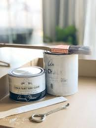 How To Use Annie Sloan Chalk Paint Perfect For Beginners