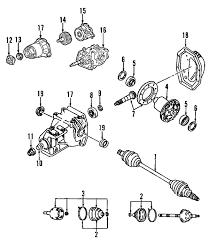 parts com® mazda 6 propeller shaft oem parts 2006 mazda 6 mazdaspeed l4 2 3 liter gas propeller shaft