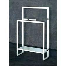 standing towel rack oil rubbed bronze. Floor Towel Stand Standing Rack Elegant Free Holder In 9 Oil Rubbed Bronze F