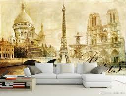 Paris Bedroom Wallpaper Wholesale Paris Wallpaper For Bedroom Buy Cheap Paris Wallpaper