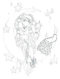 digimon anime coloring book pages also star keeper page