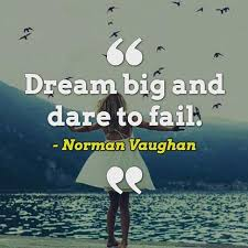 Life Is Dream Quotes Best Of Dream Big And Dare To Fail Pictures Photos And Images For Facebook