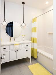 bathroom pendant lights over vanity. inspiration for a transitional white tile gray floor alcove bathtub remodel in los angeles with an bathroom pendant lights over vanity
