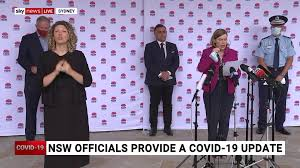Moreover, 69 patients became infected with the novel coronavirus despite already having been administered both shots of the vaccine, the ministry said. The Advertiser Watch Live Nsw Health Minister Covid 19 Press Conference Facebook