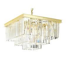 amazing gold fringe chandelier for retro palladium crystal glass fringe 3 tier chandelier gold 68 black