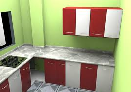 Red White Kitchen Nice Red And White Kitchen Cabinets Modern Small Newest Cabinet