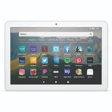 Máy tính bảng Kindle Fire HD8 Model 2020 - 32GB - Hàng nhập khẩu - Máy đọc  sách Thương hiệu Amazon