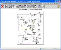 saturn sc radio wiring diagram wiring diagram and hernes saturn l100 radio wiring diagram jodebal