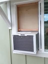 vertical window air conditioner slider sliding canada