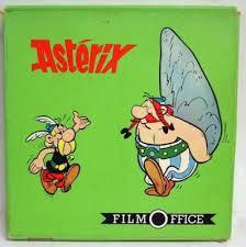 astérix film super 8 film office la