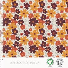 Elvelyckan Design Us Miniflora College Creme 027 Wholesale