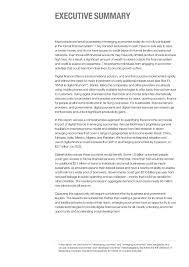 Executive Summary Executive Summary 2 17