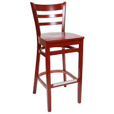 wooden bar chairs with backs wood bar stools for