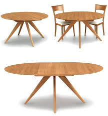 expandable round dining table expandable round dining table by skovby
